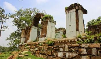 The Tomb of Salim Shah Suri